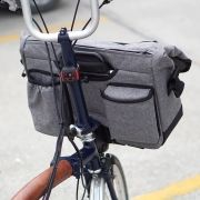 VINCITA BIRCH 2.0  TOURING BAG FOR BROMPTON BIKE