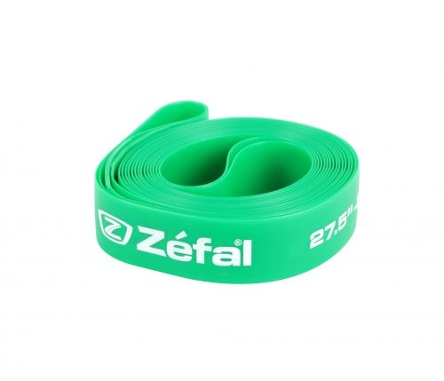 ZEFAL SOFT PVC RIM TAPES - Green - 27,5'' 20mm