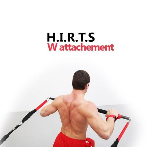 H.I.R.T.S. W-ATTACHMENT 3-IN-1: 4 ROPE, METALLBAR and BELT