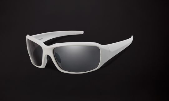 Dragomir GRAVITY White Sunglasses