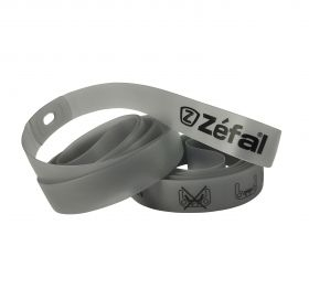 ZEFAL SOFT PVC RIM TAPES - Grey - 29''/28'' 18mm