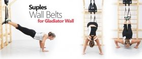 SUPLES GLADIATOR WALL BELT (pair)