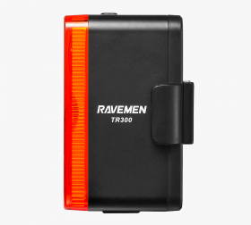 RAVEMEN TR300 USB rear bike light 300lm