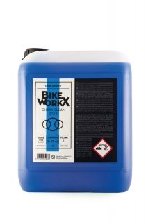 BikeWorkx Chain Clean Star - chain cleaner - Can - 5000ml