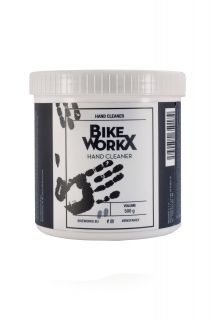 BikeWorkx Hand cleaner - Can - 500g