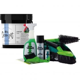 BikeWorkx cleaning Set