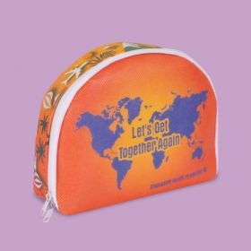 "Travel BAG  ""Let's get together again"""