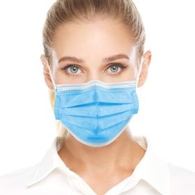 Hygitex Disposable Medical Face Mask CE & EN14683 Type II and 98% BFE, dP=30 3-Layer 10pcs