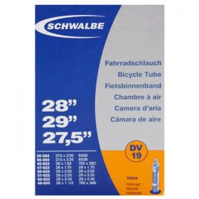 "28""/ 29""/27,5"" Schwalbe Bicycle Tube dv19"