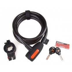 COX Spiral Cable Lock 15/1800