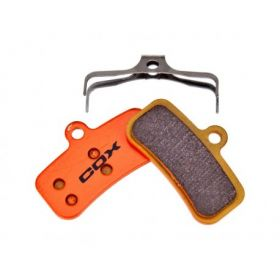 Cox DBP-01.25S Disk Brake Pads for SHIMANO  Saint and Zee brakes