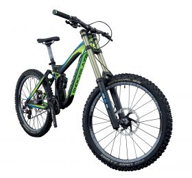 "SHOCKBLAZE DH Team Alloy 26"" Downhill"