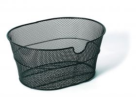 BELLELLI rear metal bike-basket oval