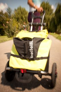 BELLELLI B-TOURIST shopping trolley bike trailer