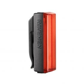 RAVEMEN TR20 USB rear bike light 20lm