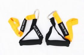 FIT 5-in-1:  RESISTENT ROPES WITH BELT, RESISTANT BANDS, CLIMBING ROPE