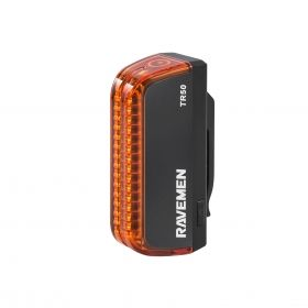 RAVEMEN TR50 USB rear bike light 50lm